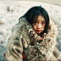 Tibet by Ai Xuan