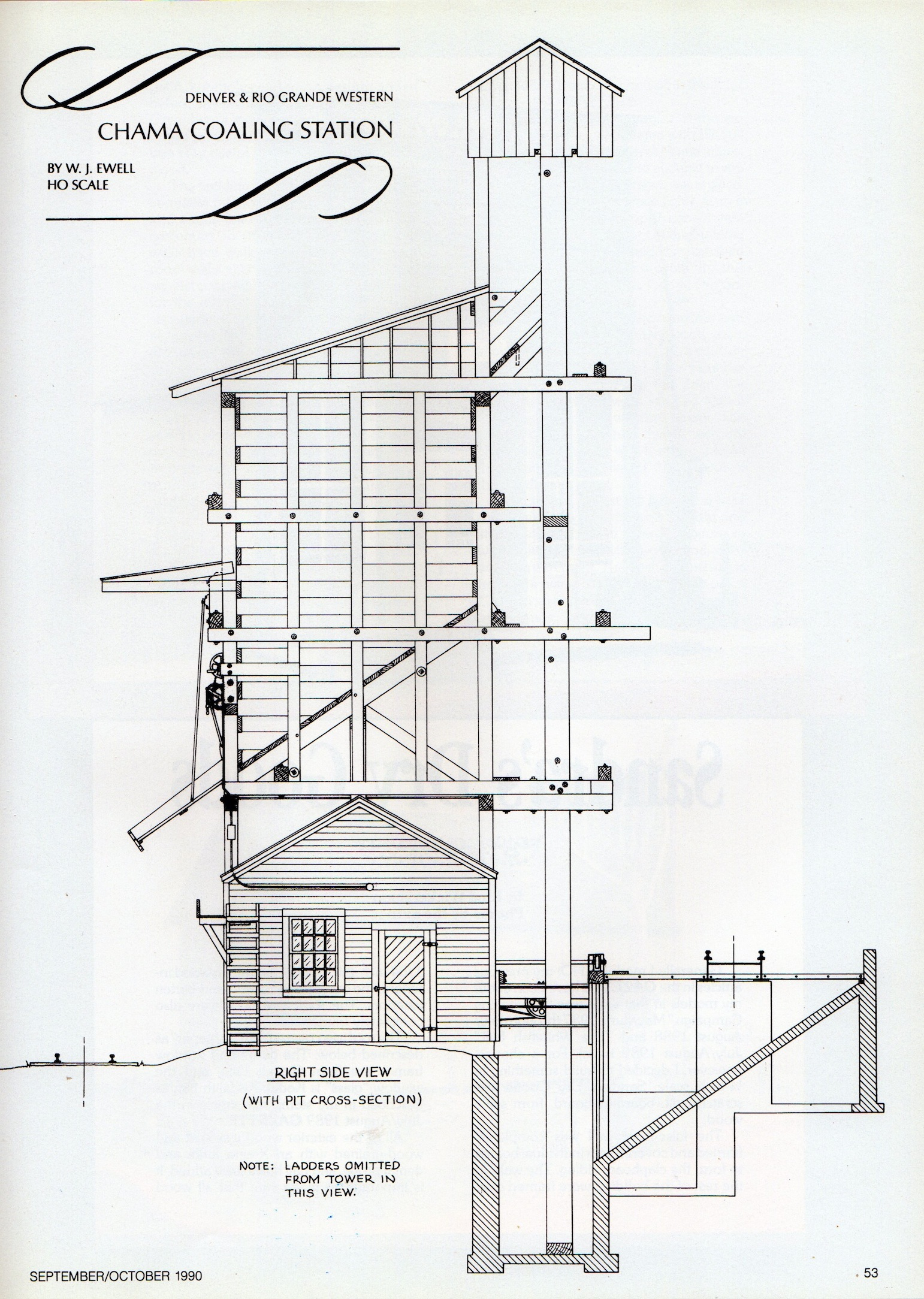 Durango Coaling Tower Part Two