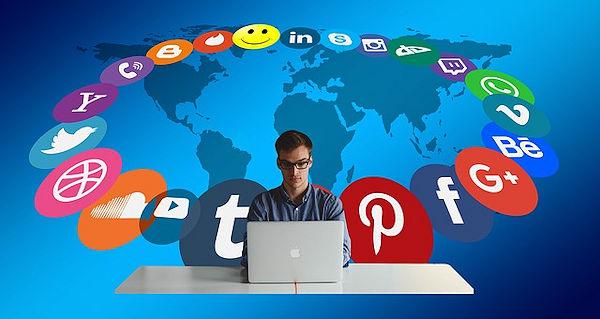 Sharing on social media