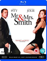 Mr. & Mrs. SmithBlu-ray