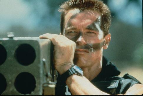 Arnold goes Commando