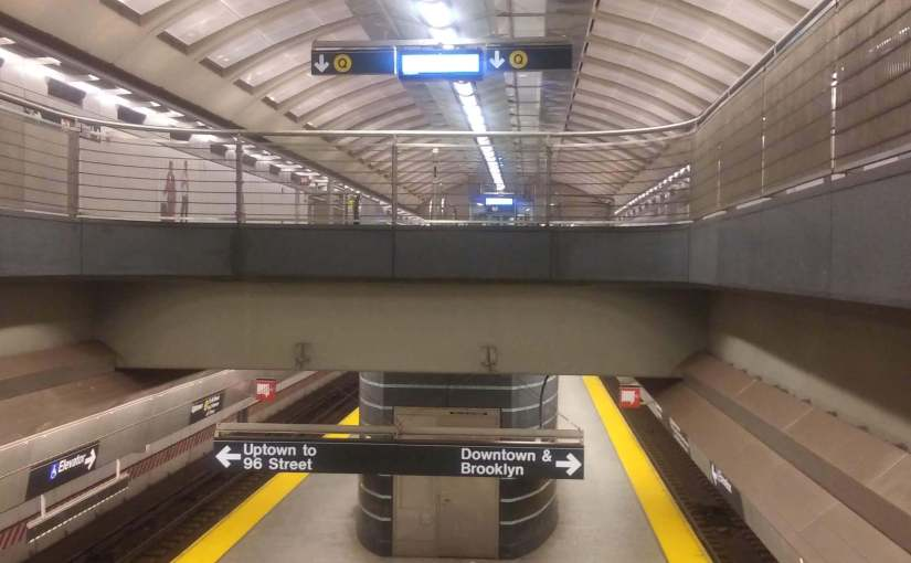When will the Second Avenue Subway connect with East Harlem?
