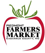 Get the complete schedule of markets all over Cabarrus County