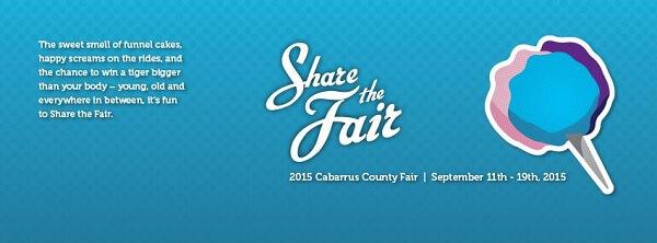 share the fair