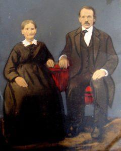 Wenzl & Anna Maria (Kostner) Prokosch