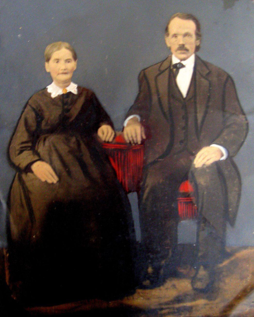 Wenzl & Maria Anna (Kostner) Prokosch-001