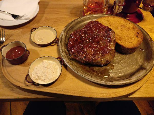 Visiting Prague - Husinec Restaurant