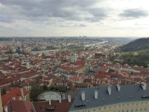 Visiting Prague - Prague Castle