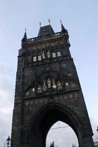Visiting Prague - Charles Bridge