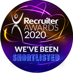 Recruiter Awards 2020 - Property Personnel Recruitment Company