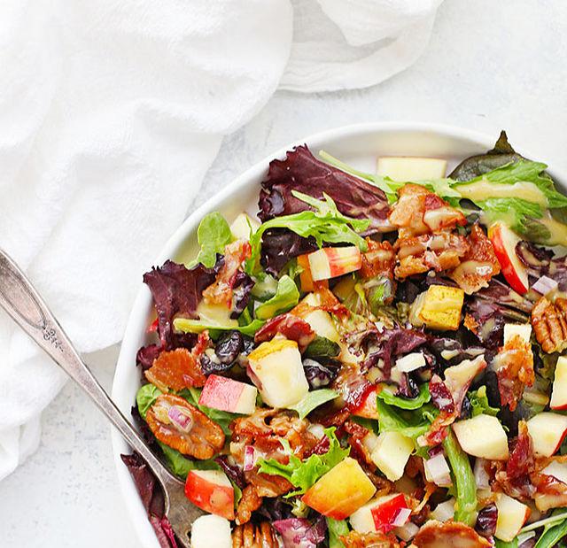 11 23 Fall Salad Recipes   Mark's Daily Apple Health Tips