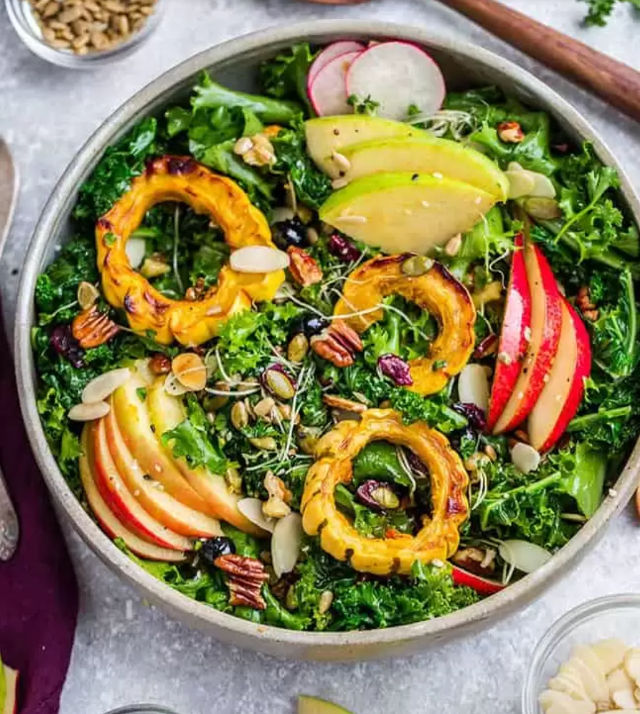 16 23 Fall Salad Recipes   Mark's Daily Apple Health Tips