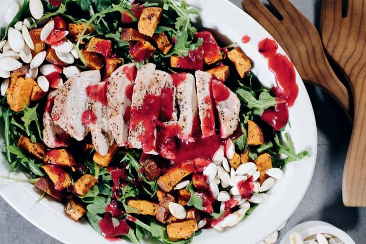 19 23 Fall Salad Recipes   Mark's Daily Apple Health Tips