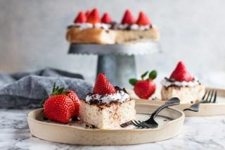 keto angel food cake