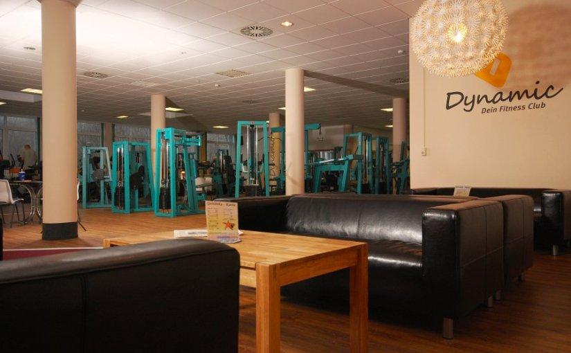 Gestaltungskonzept für Dynamic Fitness