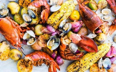 Planning a BBQ Clambake Party