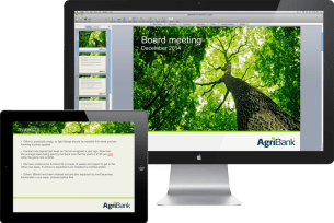 Agribank Powerpoint Presentation design
