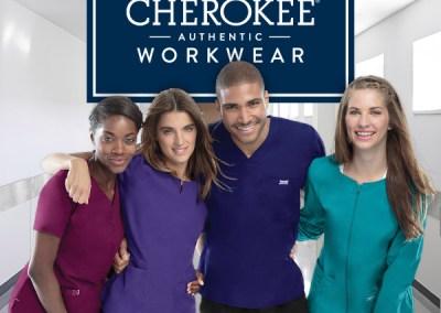 Cherokee Workwear Promotion