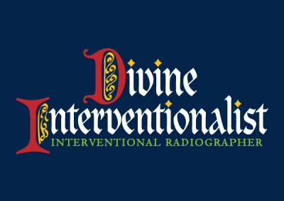 """Divine Interventionalist"" Tee Shirt Design"