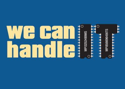 """We can handle IT"" Design"