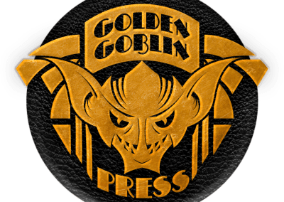 Golden Goblin Press Logo