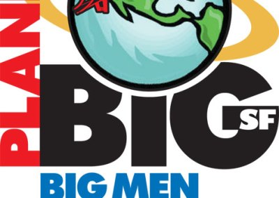 """Planet Big SF"" Proposed Logo"
