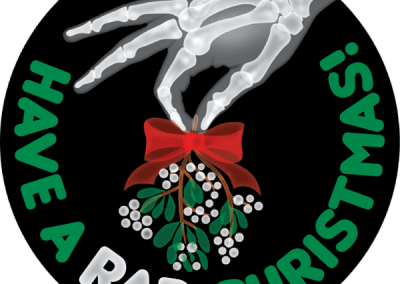 """Have a RAD Christmas"" Design"
