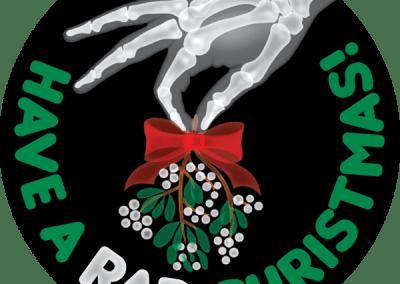 """Have a RAD Christmas"" Design"