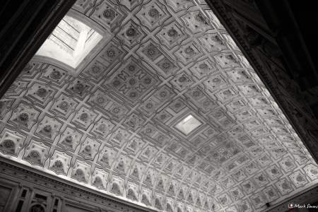 Antechapter Ceiling