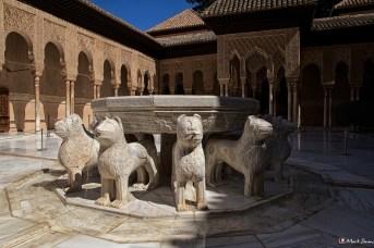 Nasrid Palaces 12