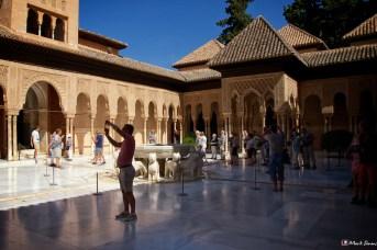 Nasrid Palaces 13
