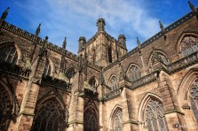 Chester Cathedral Exterior 2