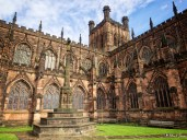 Chester Cathedral Exterior 6