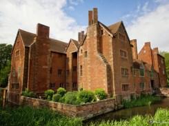 Harvington Hall, Kidderminster, Worcestershire, England