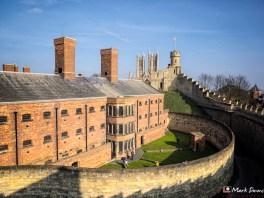 Castle, Lincoln, Lincolnshire, England