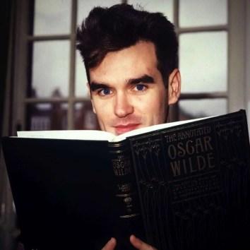 Morrissey Reading