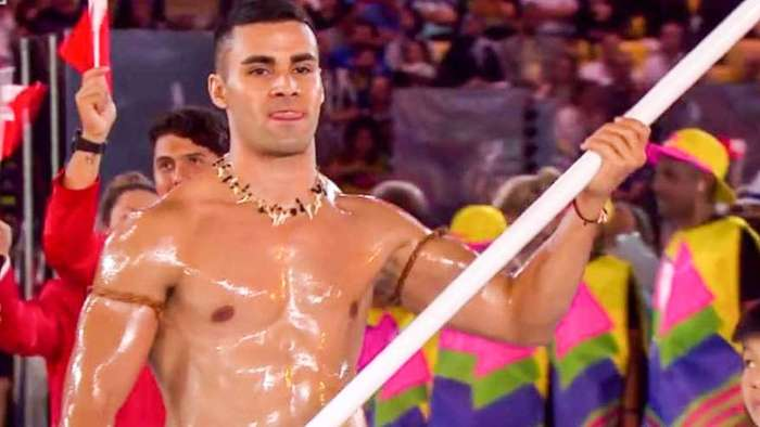 Rio Sporno – When Male Stripping Became An Olympic Sport
