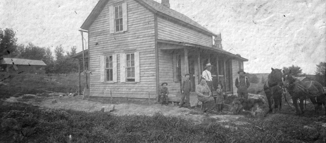 1903 Farmhouse movie