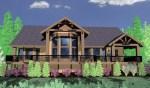 M-2570B 1 House Plan
