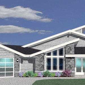 M-3985 extreme 9 House Plan