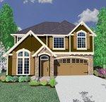 X-07 1 House Plan