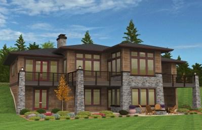 Wallowa Prairie House Plan