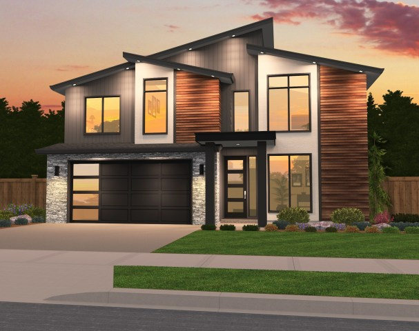 modern home plans are mainstream