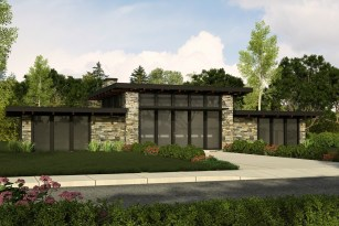Black Diamond Small Modern Home