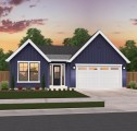 Banjo Blue Farmhouse House Plan