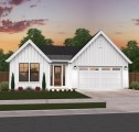 Banjo Farmhouse House Plan