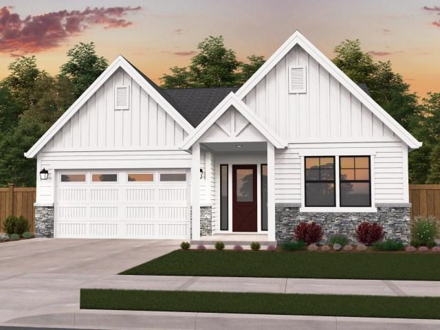 Hampton s Style House Plans