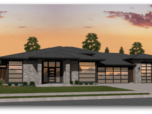 Northwest Modern House Plans Small Modern Home Designs W Photos