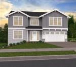 Hampton Three Story House Plan