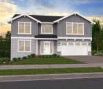 Hampton Three Story House Plan